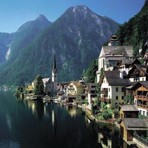 География Австрии
