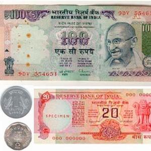 Валюта Индии