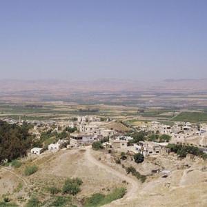 География Иордании