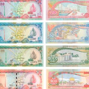 Валюта на Мальдивах