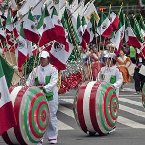Национальные праздники в Мексике