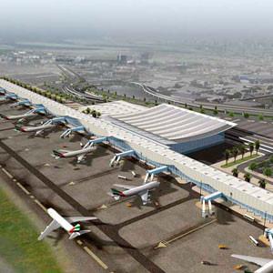 Аэропорт в ОАЭ