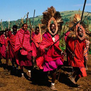 Праздники в Танзании