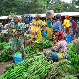 Покупки в Танзании