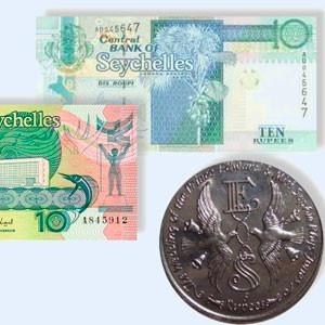 Деньги на Сейшельских островах