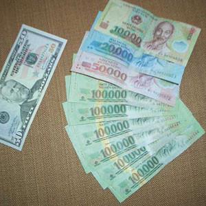 Вьетнамские деньги