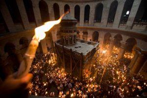 Пасха в Иерусалиме